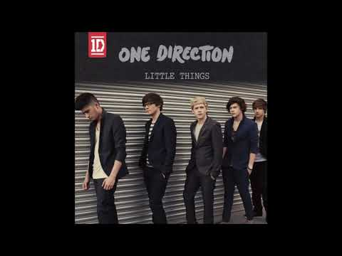 One Direction - Little Things Vocals Only