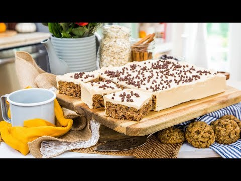 Oatmeal Chocolate Chip Cookie Cake - Home & Family