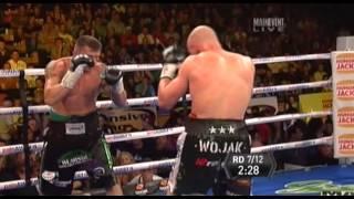 Danny Green vs Krzysztof Wlodarczyk