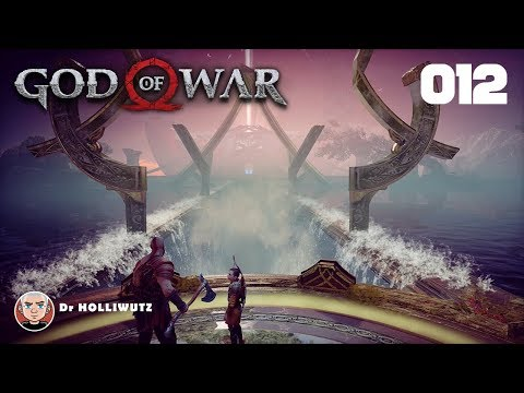 God of War #012 - Der Ringtempel Graben [PS4] Let's Play GOW