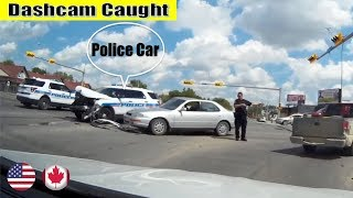 Ultimate North American Cars Driving Fails Compilation - 166 [Dash Cam Caught Video]