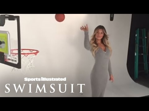 Samantha Hoopes Plays Hoops | Sports Illustrated Swimsuit