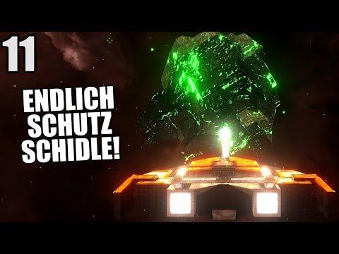 Avorion #11 Endlich Schutzschilde! | Deutsch