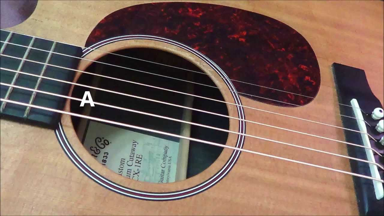 how to tune a guitar guitar tuner studio recording for acoustic and electric guitar youtube. Black Bedroom Furniture Sets. Home Design Ideas