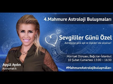 4 Mahmure Astroloji Buluşmaları Sevgililer Günü özel Youtube