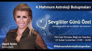 4. Mahmure Astroloji Buluşmaları Sevgililer Günü Özel