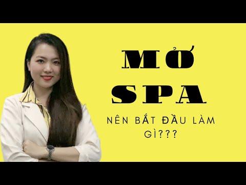 mở spa cần chuẩn bị gì ? chia sẻ bí quyết kinh doanh spa , TRẦN MỸ HIỀN học spa , thiết bị spa