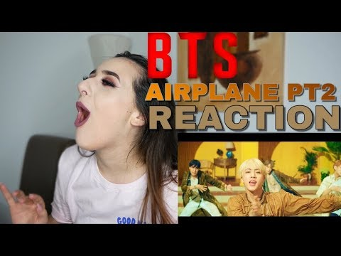 BTS (방탄소년난) AIRPLANE PT2 (japanese Ver.) REACTION | I Want These Blonde B*tcheese