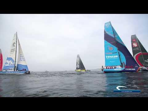 SeaDek Supports Volvo Ocean Race Teams in Newport
