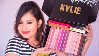 Quick Haul | Kylie Cosmetics | Colourpop | Sonal Sagaraya