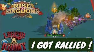 RALLY ON LEGEND RHONY - field battles - Rise of Kingdoms