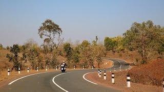 Индия на Мотоцикле (по дороге в Тайланд)