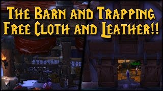[warlords] Barns And Trapping! Free Cloth And Leather!