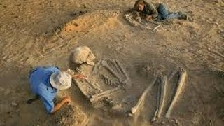 The Mystery of Giant Humans of our Earth Past !