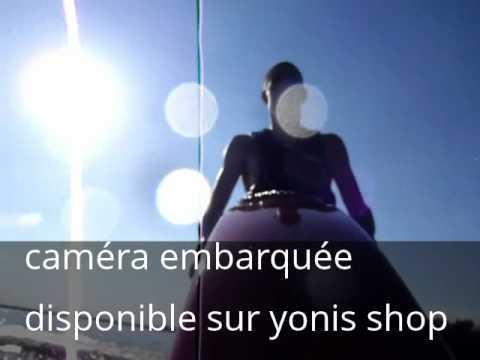 Caméra Sport Embarquée Etanche Performances sur Jet Ski