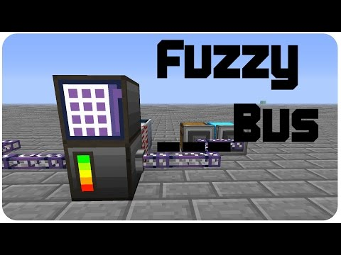 [Tutorial] [1.6.4] Applied Energistics #3 - Fuzzy Import/Export Bus [German] Let's Play