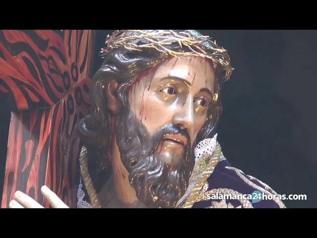Semana Santa Salamanca 2017 | Procesión de Jesús Nazareno