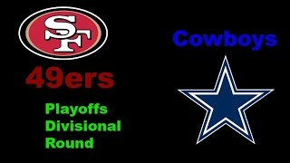 ROBLOX 49ers VS Cowboys Highlights