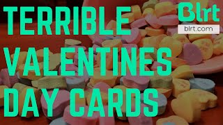 A Review of 'Funny' Valentine's Day Cards