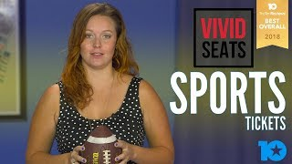 REVIEW: Vivid Seats Online Sports Tickets