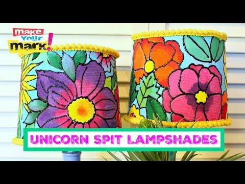 Unicorn SPiT Lampshades