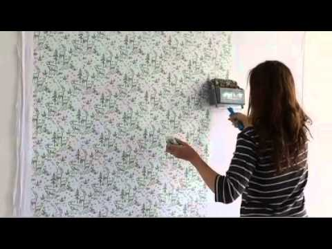 The Painted House Patterned Paint Rollers Youtube