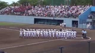 青森市営野球場。