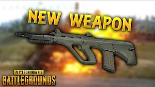 "NEW Weapon ""AUG A3"" OP..?! 