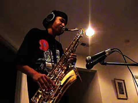 T-Pain ft. Lil Wayne - Can't Believe It - Tenor Saxophone by charlez360