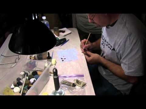 Greg Cihlar Face Painting Seminar
