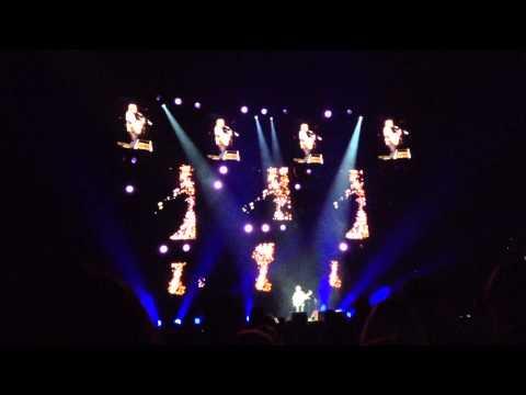Ed Sheeran in Portland #2