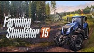 #RevoluciónFarm soy un granjero Farming Simulator 15 - ImFacuYT