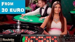 30 EURO to ??? ROULETTE ONLINE CASINO ROULETTE #15
