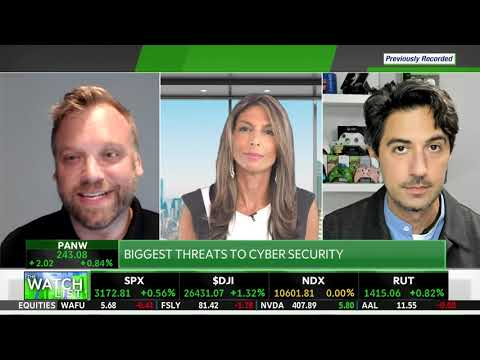 Cybersecurity Stocks in Focus: The Watch List Panel