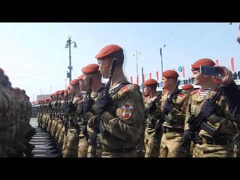 После Парада Победы | Отдельная дивизия оперативного назначения ( ОДОН )