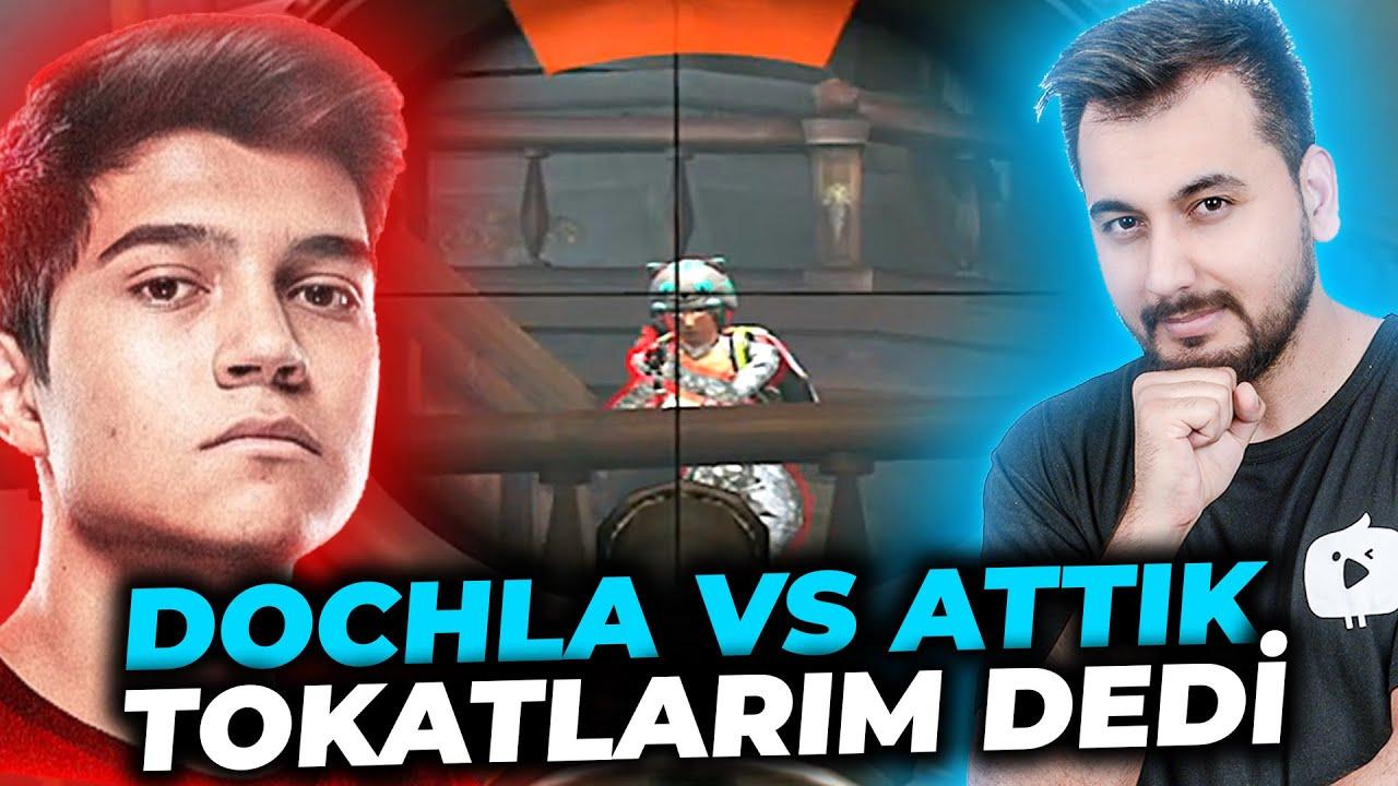 Download DOCHLA VS ATTIK TOKATLARIM DEDİ!! / PUBG MOBILE