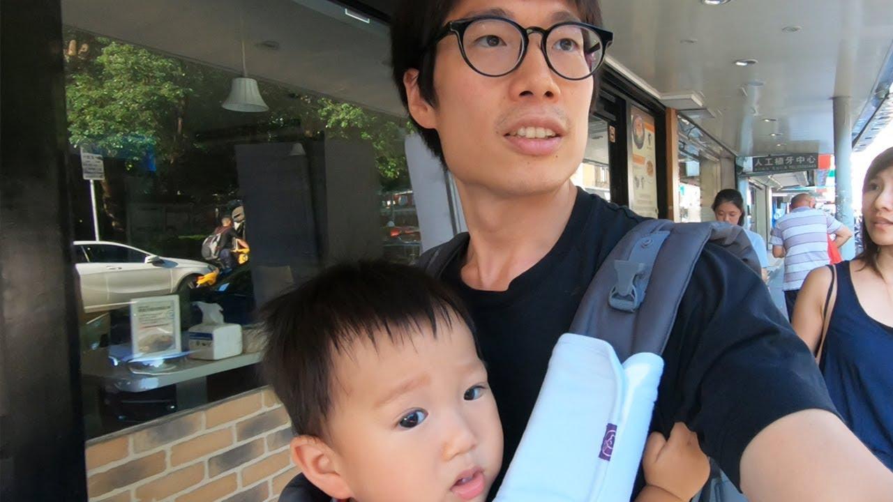 【Q家雙寶影音日記‧第22集】台北日常