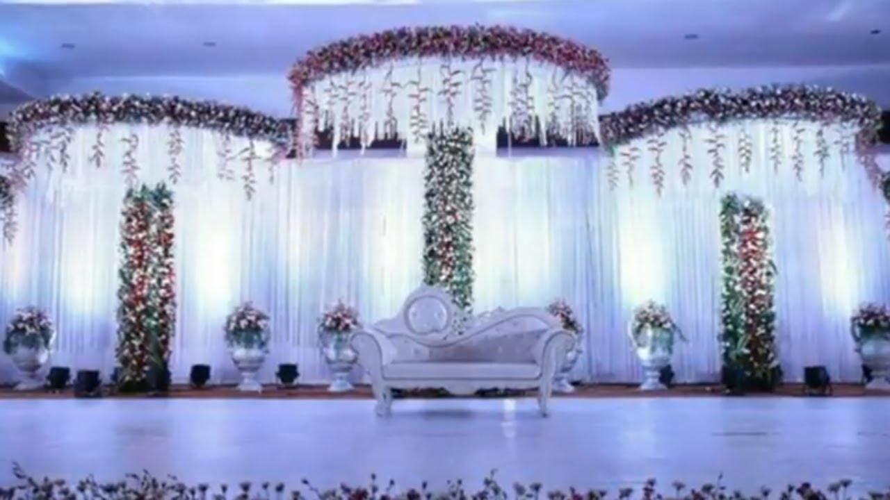 Wedding Stage Decoration Ideas Best Stage Decoration