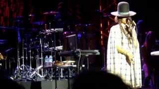 Erykah Badu- Orange Moon @ Cognac Blues Passions 2013