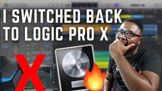 I Switched Back t๐ Logic Pro X