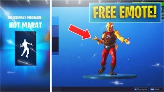 *FREE EMOTE* NEW Hot Marat Wreck-It Ralph Emote! (Fortnite)