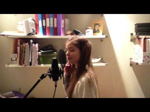 Josephine (age 13) sings Blind Pig from Fantastic Beasts