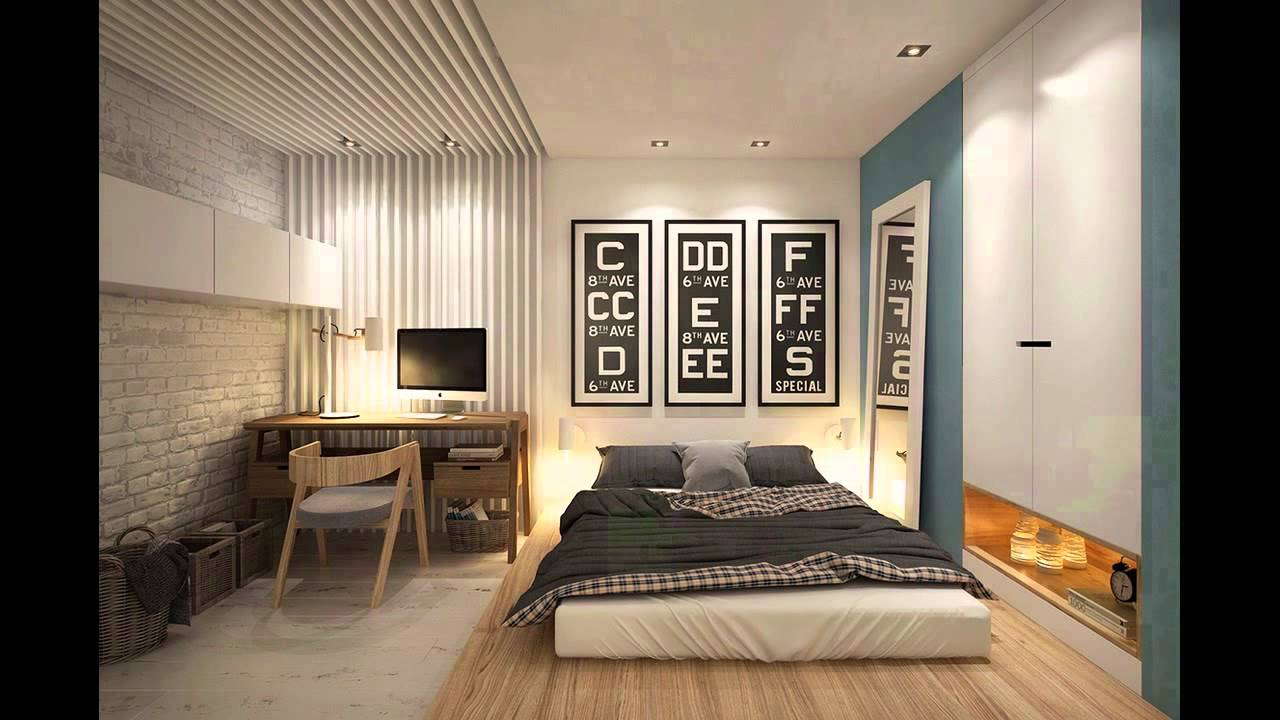 Charmant Small Apartment Interior Design Working With Just 40 Square Meter 431 Square  Feet   YouTube