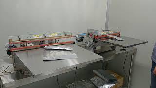 노즐식 진공포장기 VK 450 의료용품 질소충진포장  …