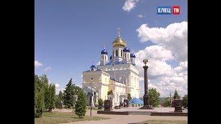В Вознесенском кафедральном соборе Ельца продолжаются работы по масштабной реставрации