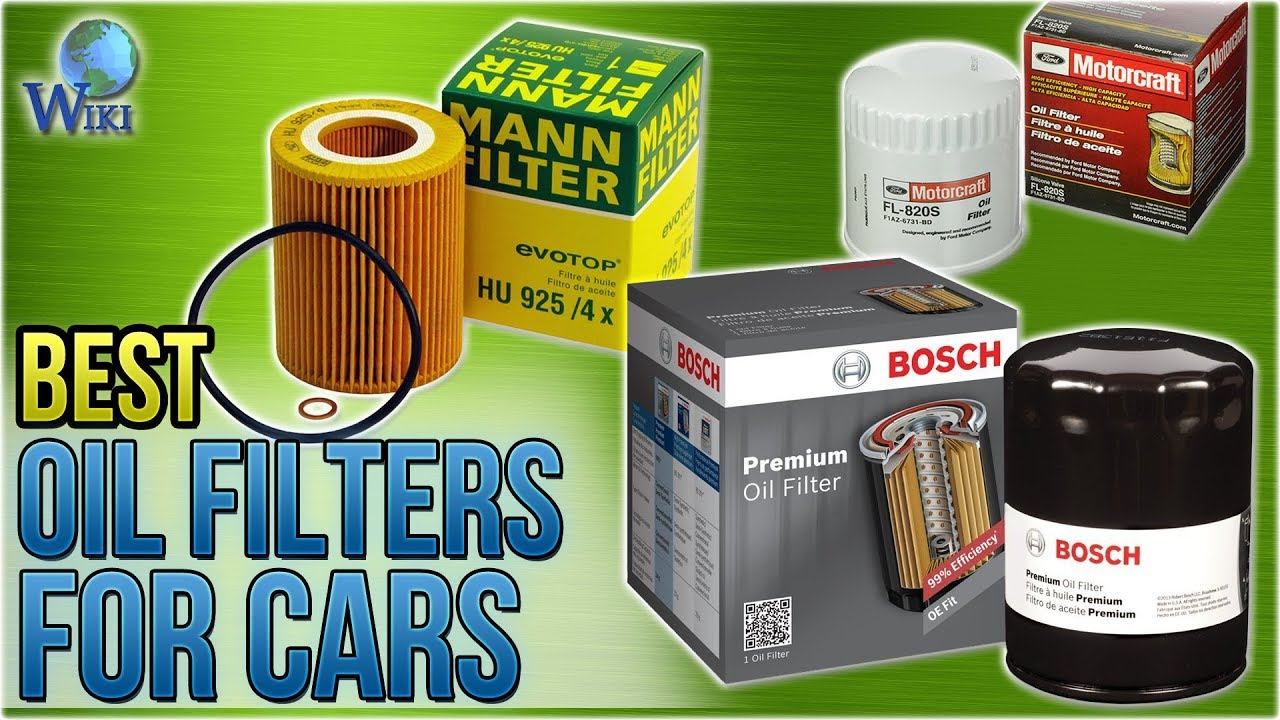 6 best oil filters for cars 2018 youtube. Black Bedroom Furniture Sets. Home Design Ideas