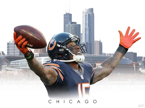 Brandon Marshall Chicago Bears Highlights (Farewell)