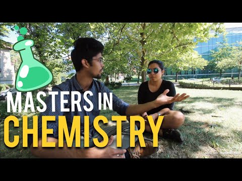 MASTERS IN CHEMISTRY FROM Freie  Universität Berlin, Germany