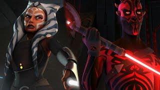 La Impactante Historia de Star Wars Rebels