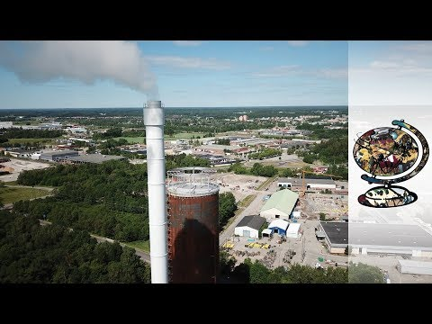 The Hidden Truth Behind Sweden's Waste Disposal Infrastructu